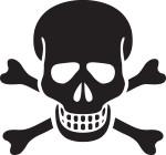 Poisonous symbol
