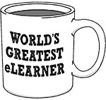 'World's Greatest eLearner' mug