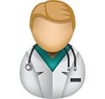 Doctor icon/illustration