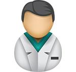 Nurse icon/illustration