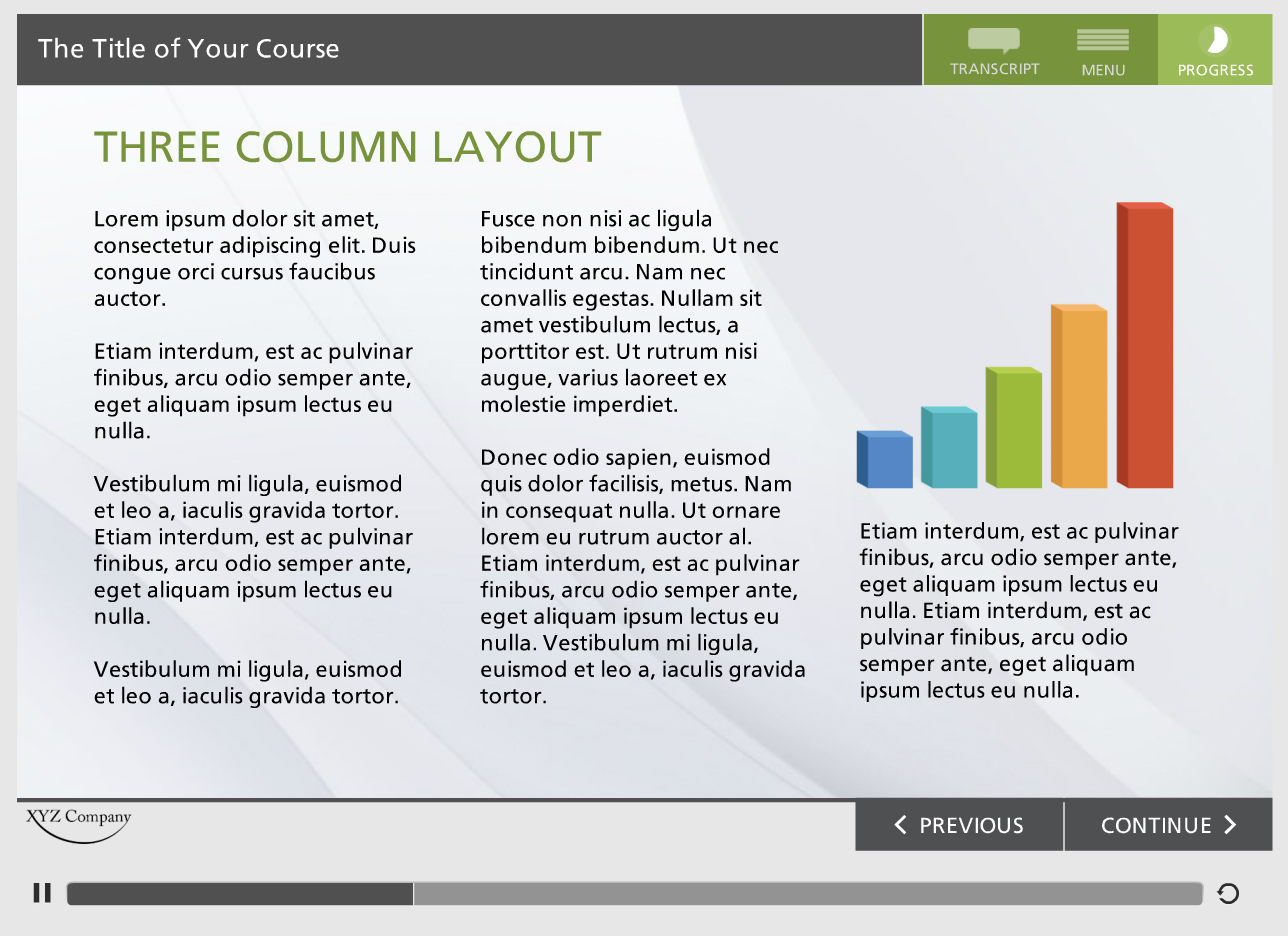 Elearning locker templates themes interactions games photos save weeks of development time with this easy to configure articulate stroyline template this template will engage your learner with its easy to use yadclub Gallery