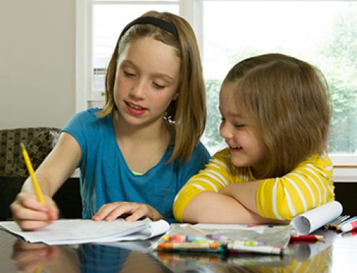 People – Children Learning and Creating