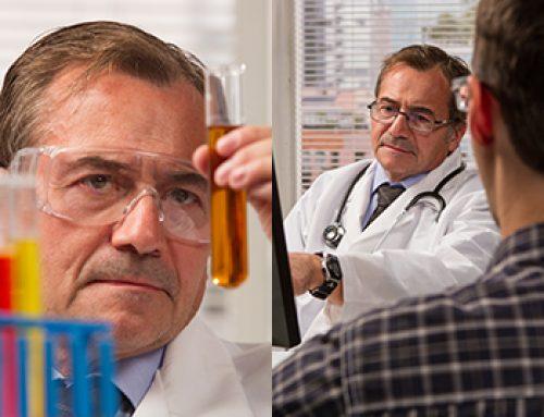 People – Doctor/Lab Tech/Chemist