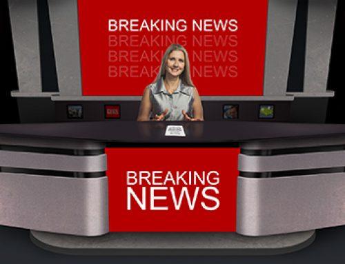 News Room Graphics
